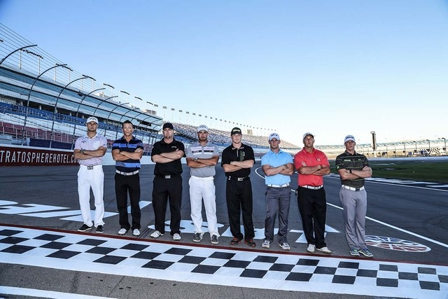 """Here are the Long Drivers of America final participants, who have been dubbed the """"October 8"""" by the organization staging the world championship of golf ball driving at Las Vegas Motor Speedway on ..."""