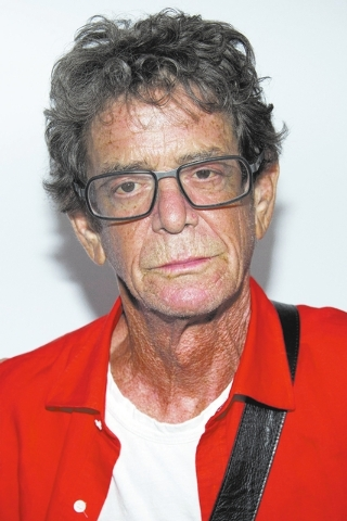 "Lou Reed attends the ""Breaking Bad"" final episodes premiere on July 31, hosted by the Film Society of Lincoln Center in New York. Punk-poet, rock legend Lou Reed has died of dead of a liver-relate ..."
