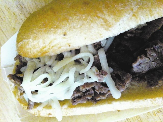 Philly Steak Express is at 6446 N. Durango Drive. (Special to View)