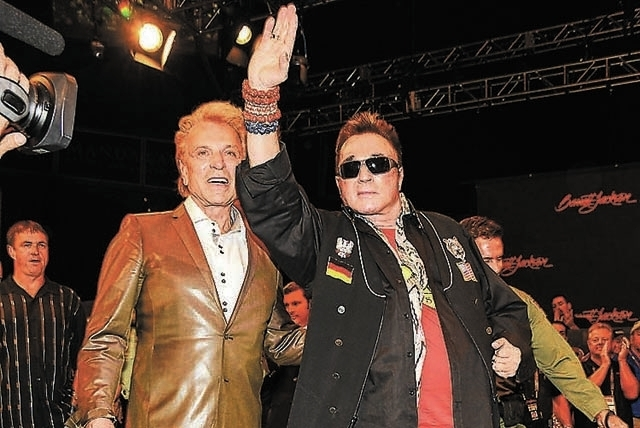 Siegfried Fischbacher and Roy Horn (Courtesy)