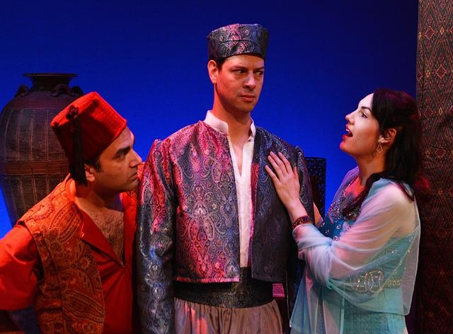 """Shakespeare's """"Comedy Of Errors"""" will be staged during the next three weekends at three Henderson outdoor venues: River Mountain Park on Saturday, Discovery Park on Oct. 12 and Lake Las Vega ..."""