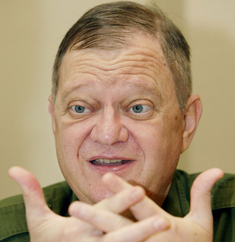 Bestselling author Tom Clancy died Tuesday in Baltimore. He was 66.