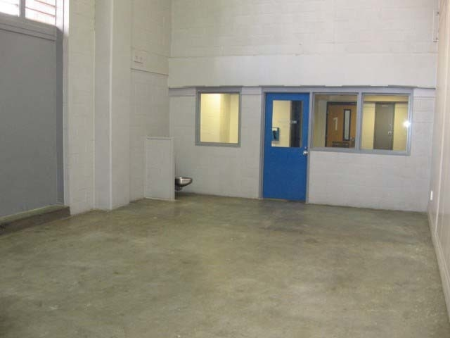 Recreation Room at the Clark County Detention Center in 2008