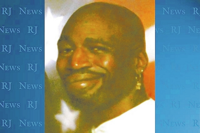 Stanley Gibson is seen in this undated photo. Stanley Gibson was killed in an officer-involved shooting in December of 2011.