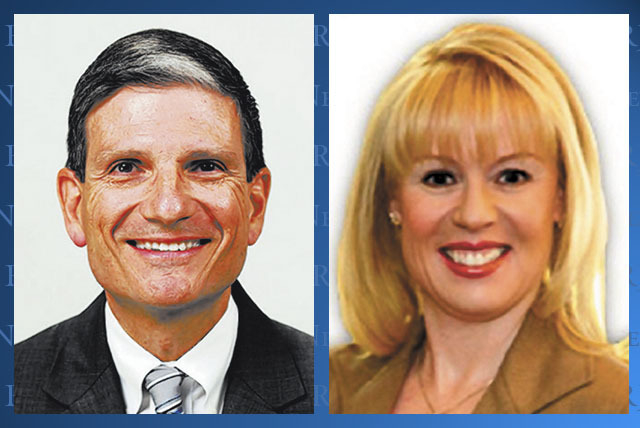 Rep. Joe Heck, R-Nev., is being challenged by Democrat Erin Bilbray for the Third Congressional District seat.