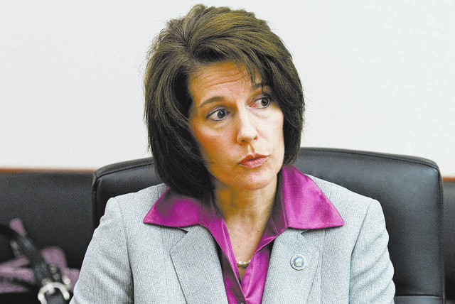 Nevada Attorney General Catherine Cortez Masto has been consistently pro-active on the issue of human trafficking. (Review-Journal File Photo)