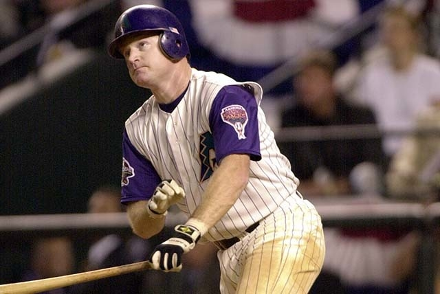 The Washington Nationals are hiring UNLV all-time home run leader Matt Williams as manager, CBSSports.com is reporting. In this file photo, Williams watches his three-run homer as a member of the  ...
