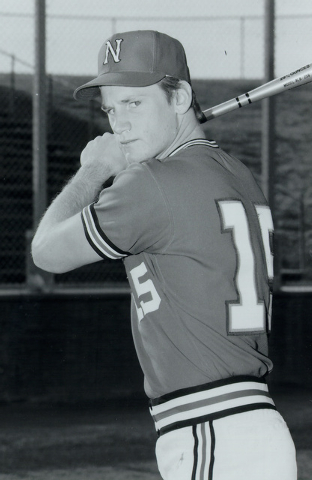 Matt Williams, shown during his days as a shortstop at UNLV. (Las Vegas Review-Journal file photo)