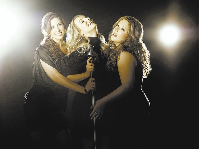 "Pop trio Wilson Phillips pay tribute to their parents on the album ""Dedicated,"" released last year. (Courtesy photo)"