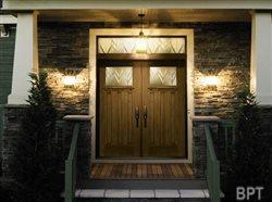Create inviting entrances to welcome holiday guests