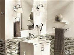 Choose quality over quantity to create the bathroom of your dreams