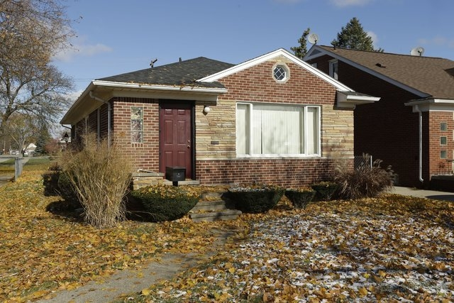 In this Nov. 12, 2013 photo is the Dearborn Heights, Mich., home where 19-year-old Renisha McBride was shot on Nov. 2  The homeowner, Theodore P. Wafer, 54, was charged Friday, Nov. 15, 2013 with  ...