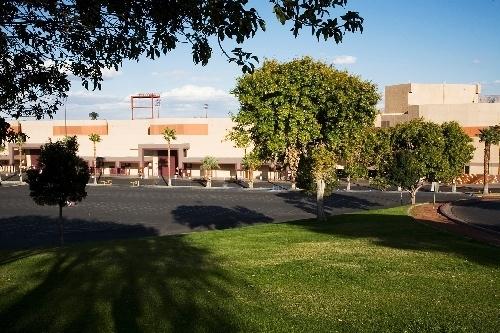 Cashman Center is show in a file photo. (JEFERSON APPLEGATE/LAS VEGS BUSINESS PRESS)