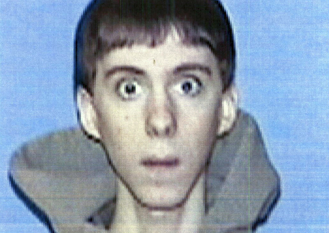FILE - This undated file identification photo released Wednesday, April 3, 2013 by Western Connecticut State University in Danbury, Conn., shows former student Adam Lanza, who authorities said ope ...