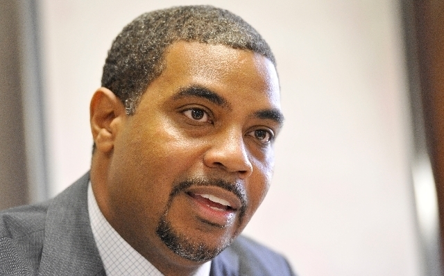 Rep. Steven Horsford on Wednesday asked state Insurance Commissioner Scott Kipper to look into enrollment letters Anthem BlueCross BlueShield sent to customers this fall. (Review-Journal File Photo)