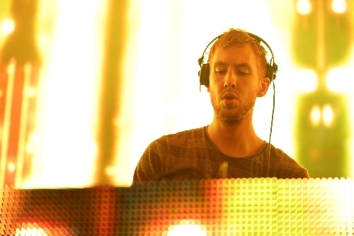 Calvin Harris will DJ at MGM's Hakkasan on New Year's Eve. (Courtesy)