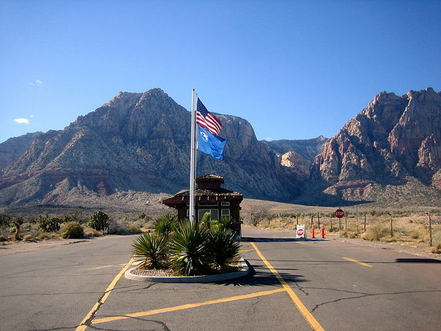 With a lawsuit settled, volunteer docents will return to Spring Mountain Ranch State Park, west of Las Vegas. (Courtesy)