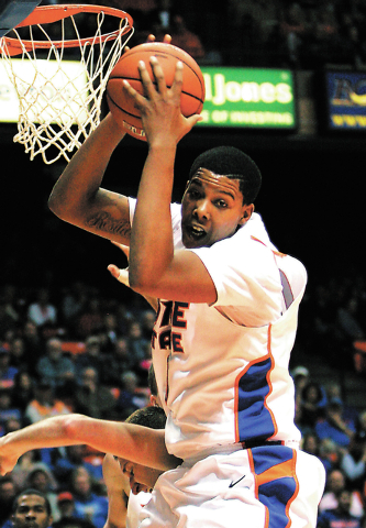 Boise State senior forward Ryan Watkins is expected to combine with a talented backcourt to help the Broncos contend for the Mountain West title and gain a second consecutive NCAA Tournament berth ...