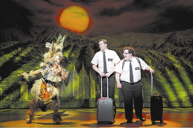 "The irreverent, Tony-winning musical ""The Book of Mormon"" will wrap up The Smith Center's 2013-14 Broadway season, playing at Reynolds Hall from June 10 to July 6."
