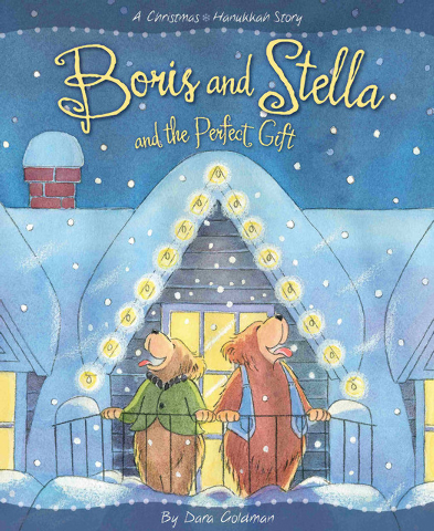 """Boris and Stella and the Perfect Gift"" blends Jewish and Christian traditions into one heartwarming tale. (Special to View)"