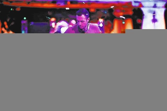 Chris Lake DJs Friday at XS nightclub in the Wynn. Courtesy photo.