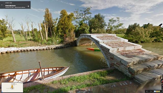 The Devil's Bridge in Torcello Island. (Google)