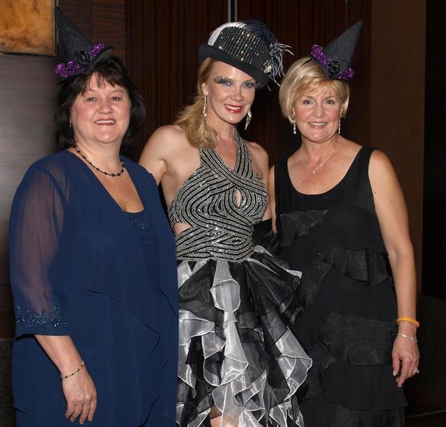 Linda Quinn, from left, Carrie Carter-Henderson and Brenda Bogue. (Courtesy)