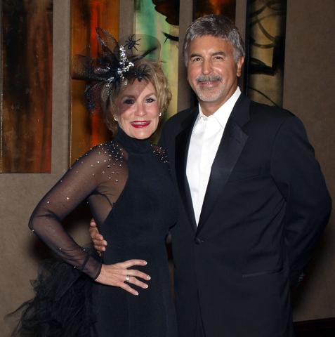 Judy and Ed Cebulko. (Courtesy)