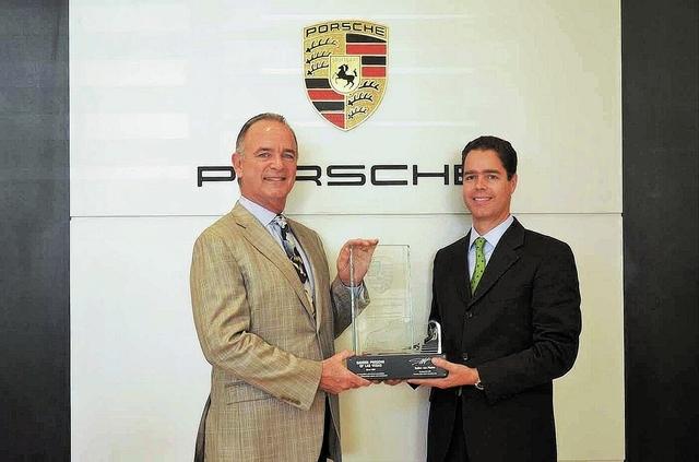 Gaudin Porsche gets national award – Las Vegas Review-Journal