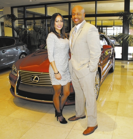 Lexus Of Las Vegas Financial Service Manager Turned Temp Job Into
