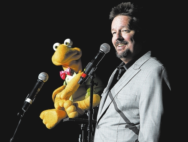 "Ventriloquist Terry Fator will stage ""A Country Christmas."" He calls the show a mix of Andy Williams and ""Hee Haw,"" with a little bit of ""Charlie Brown Christmas"" thrown in. (Duane Pro ..."