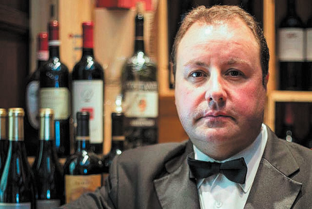 Patrick Littlejohn, 44, general manager of Il Mulino New York in the Forum Shops at Caesars Palace, has mixed with royalty — the Hollywood kind, as well as the real thing. (Alex Federowicz/Las V ...