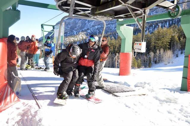 (Courtesy Las Vegas Ski & Snowboard Resort/Facebook)