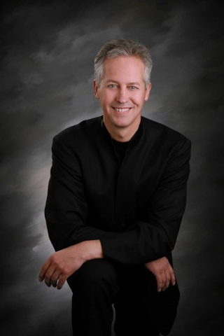 George Hanson, a music director candidate for the Las Vegas Philharmonic, will conduct Saturday's Smith Center concert.