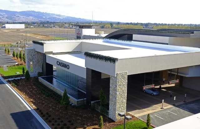 The Graton Resort and Casino in Rohnert Park, Calif., opens Tuesday. The $800 million casino, which is owned by the Federated Indians of Graton Rancheria, is located about 45 minutes north of San  ...