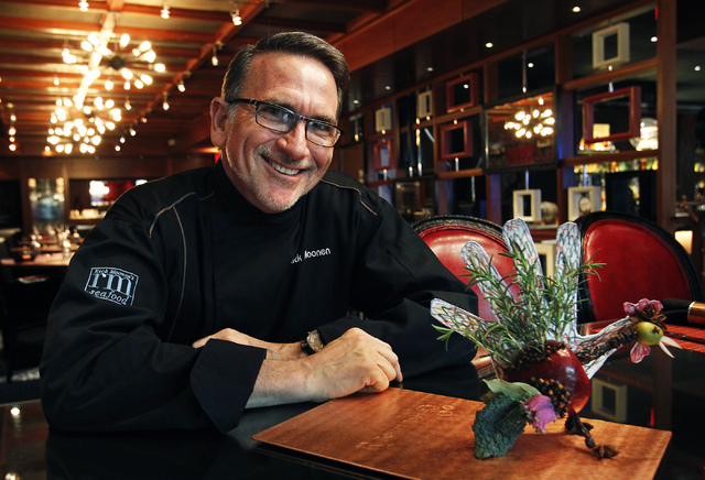 Chef Rick Moonen of Rx Boiler Room