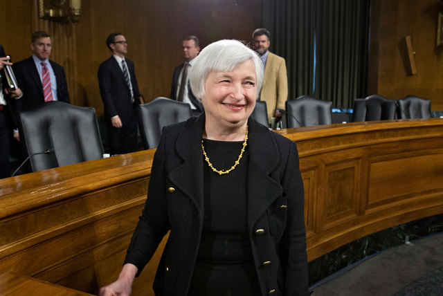 Janet Yellen, President Obama's nominee to succeed Ben Bernanke as Federal Reserve chairman, appeared for her confirmation hearing on Nov. 14 before the Senate Banking Committee. The committee app ...