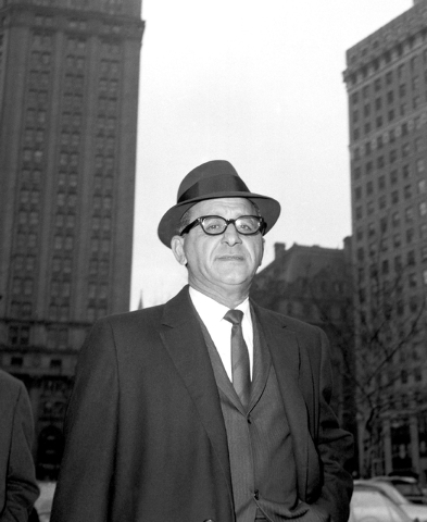 Sam Giancana, a reputed leader in the Chicago crime syndicate and recently linked to alleged C.I.A. assassination plots, was found shot to death in his Oak Park, Illinois, home late Thursday, June ...