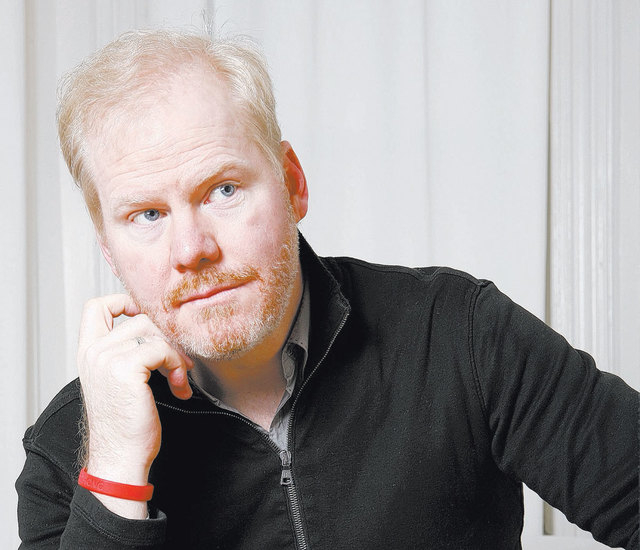 Comedian Jim Gaffigan performs Friday and Saturday at the Mirage. (Courtesy)