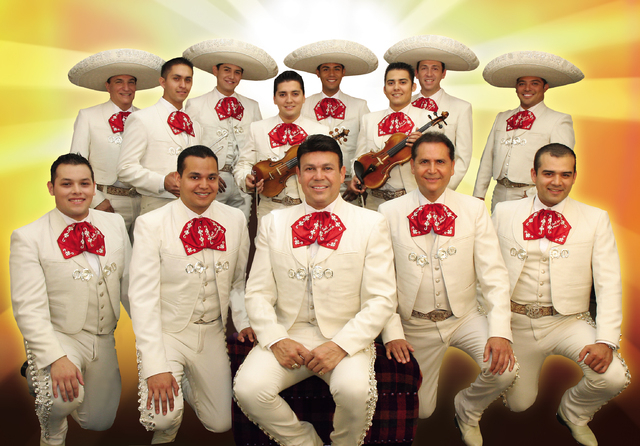 "Mariachi Sol de Mexico presents ""A Mari-Achi Christmas"" at The Smith Center Tuesday"