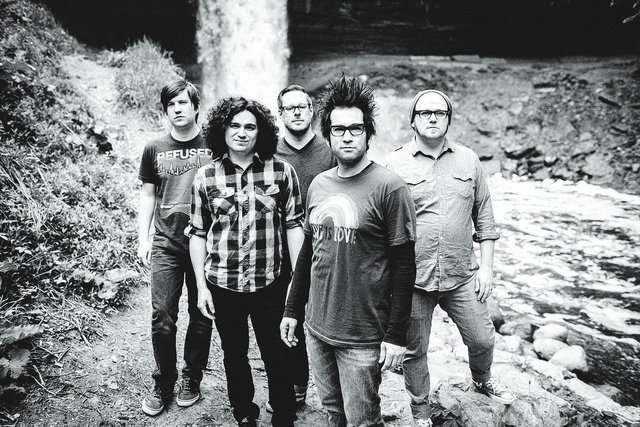 Pop-punk mainstays Motion City Soundtrack will bring its earnest, sweet-voiced tunes to Hard Rock Live at 6 p.m. Sunday. (Courtesy)
