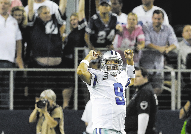 Tony Romo of the Cowboys has 21 touchdown passes and only six interceptions this season, and he is riding a positive trend against the Giants going into today's game at East Rutherford, N.J. In  ...