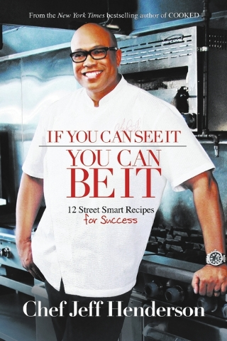 """Jeff Henderson's book delivers what he calls """"the 12 street smarts,"""" which will help people make changes in their lives."""