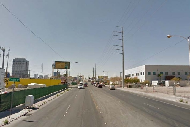 An intersection where test versions at Main Street and Clark Avenue near City Hall are located. (Courtesy Google maps)