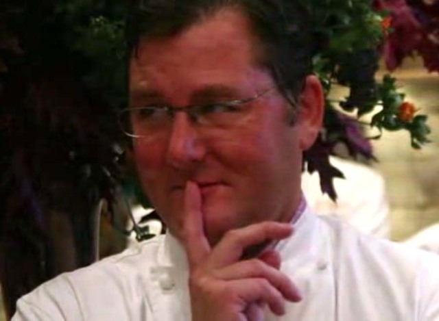 Undated photo of Charlie Trotter. (Courtesy NDN/Chicago Tribune)