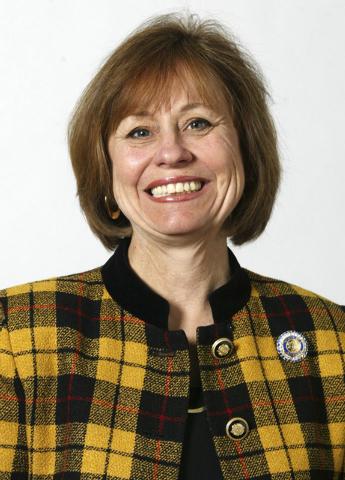 RALPH FOUNTAIN/REVIEW-JOURNAL Sharron Angle, Republican candidate for U.S. Senate.  April 2010