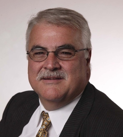 District Judge Douglas Smith. (Las Vegas Review-Journal/File)