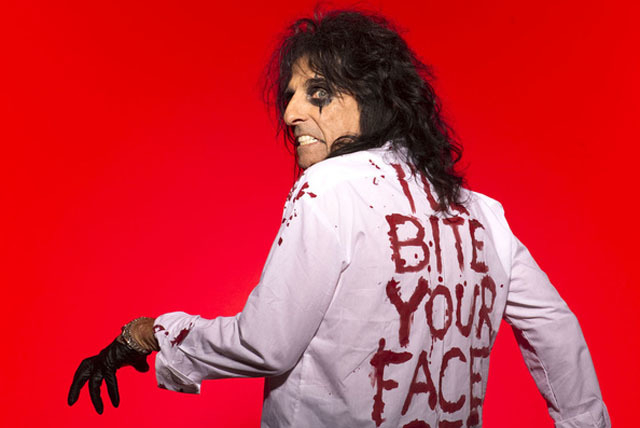 Alice Cooper plays the Palms on Wednesday. (Courtesy photo)