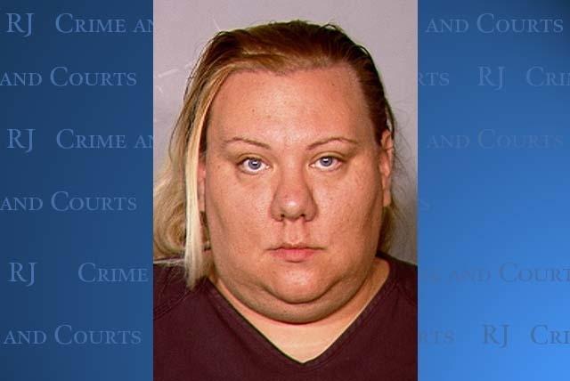 Kasondra Shamas, aka Kasondra Martinsen. (Courtesy, Las Vegas Metropolitan Police Department)
