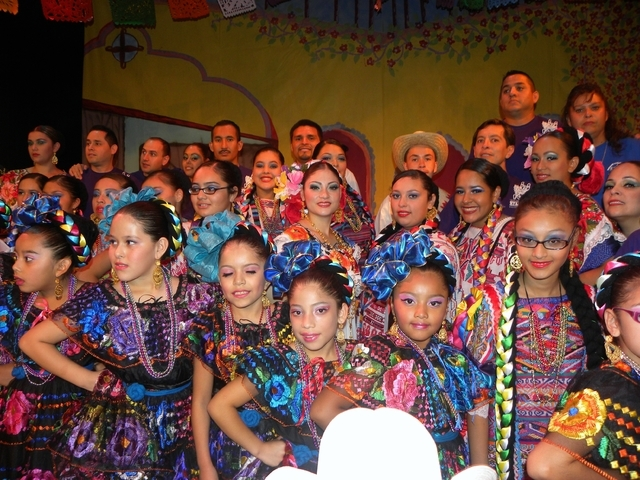 courtesy Xyachimal Ballet Folklorico will perform this weekend at Winchester Cultural Center.